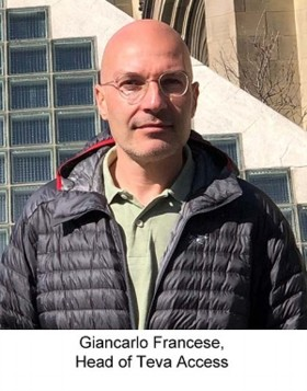 Giancarlo Francese, Head of Teva Access, has seen such tragedies playing out first hand.